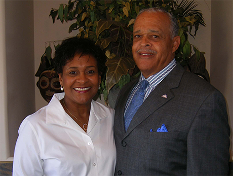 NC A&T names college of health after Kathy and John Hairston